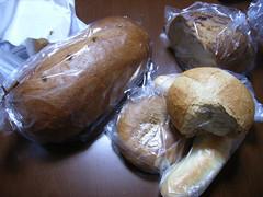 シュヴァインのパン
