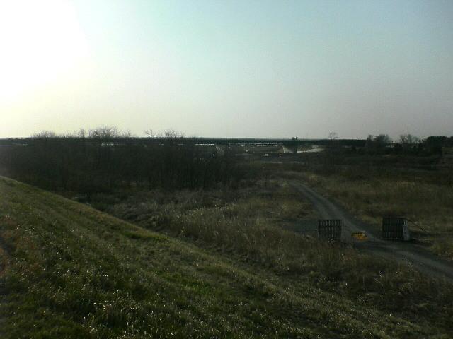 北関東道橋脚