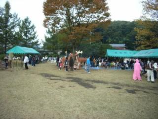 岩宿ムラ祭り1